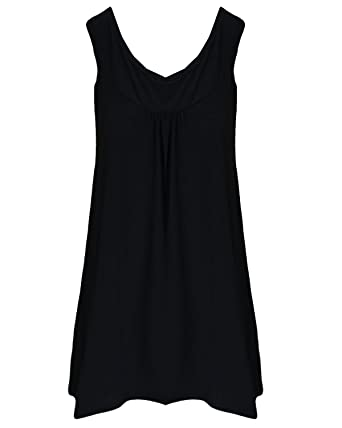 89b6fe23672 New Womens Ladies Top Sexy Summer Beach Party Sleeveless Mini Dress Plus  size 12-26. Roll over image to zoom in. Home ware outlet