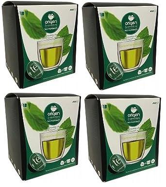Cápsulas Compatibles Dolce Gusto Té Marrakech 64 Bebidas: Amazon ...