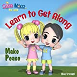 Children's Book: Coco & Moco Learn to Get Along (Make Peace)