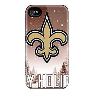 New Style Cases-best-covers Hard Cases Covers For Iphone 6plus- New Orleans Saints