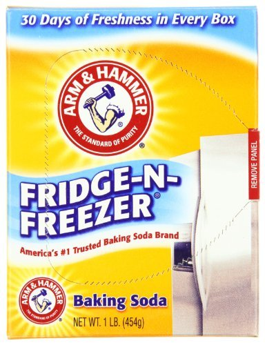 Arm & Hammer Baking Soda Fridge Freezer Package, 16-Ounce Boxes (Pack of 12) by Arm & - Oz Soda 16 Baking Box