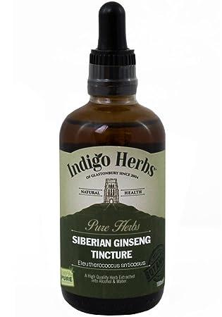 Tintura de ginseng siberiano - 100ml (Eleutherococcus Senticosus): Amazon.es: Salud y cuidado personal