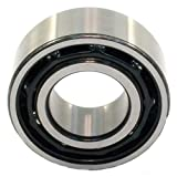 MRC 5311C Angular Contact Ball Bearing, Double Row, Open, 30 Degree Angle contact, 55 mm Bore, 120 mm OD, Silver