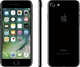 Apple iPhone 7 , GSM Unlocked, 128GB - Jet Black (Certified Refurbished)