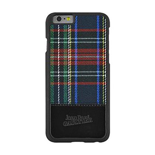"""BigBen JP303237 Etui """"Jean Paul Gaultier"""" London für Apple iPhone 6 in schwarz"""
