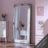 Très Grand Miroir Argent mur/sol