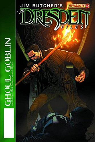 Download Jim Butcher's Dresden Files Ghoul Goblin, No.  3 pdf