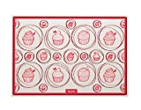 Tovolo, Baking Mat Silicone Jelly Roll 16.5x11.5