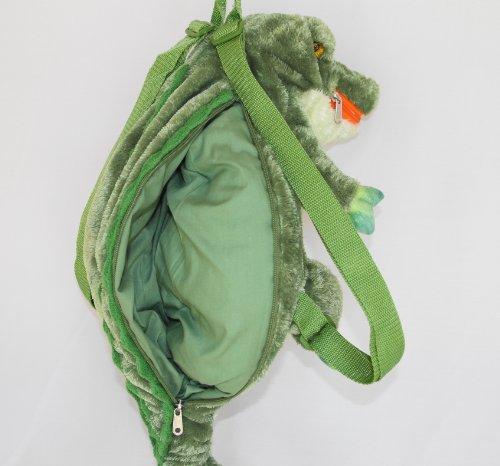 2 pocket backpack crocodile (japan import)