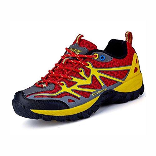 Sneaker Frühling Mesh Kletterschuhe Farbe Größe Sommer Atmungsaktiv EIN Trekking Sports Schuhe Wanderschuhe Outdoor B Laufen Lässige Low Damen 39 Rise YaXuan 5Sqwgg