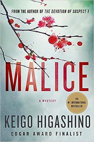 「Malice: A Mystery」の画像検索結果