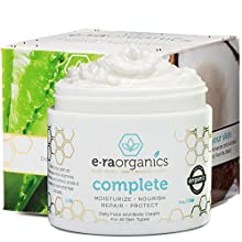 Finally, An All Natural Face Moisturizer That Really Works! What do you get when you combine the most potent Aloe Vera on earth with the healing powers of Manuka Honey Cream, MSM, Blue-Green Algae, Coconut Oil, Cocoa Butter, Hemp Seed Oil, Ce...