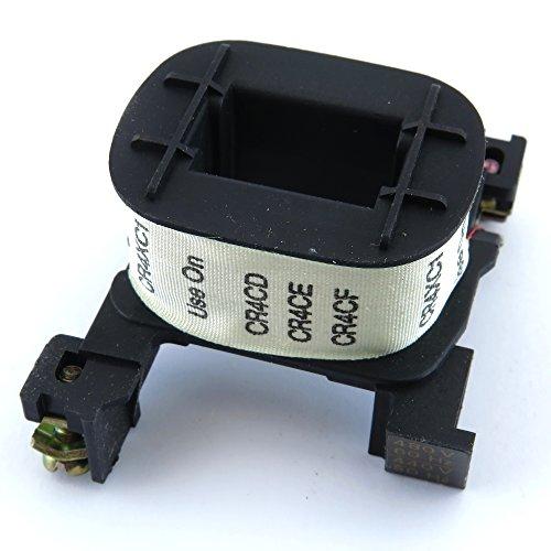 GE CR4XC0AC 22.122.304-35 440/480V 50/60HZ MAGNETIC COIL CA3-9-10 CA3-12-10 CA3-16-10 CR4RA..CR4CA , CR4CB , CR4CC CONTACTORS