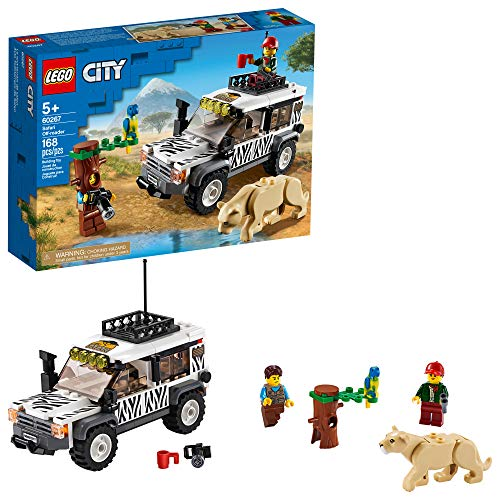 Lego City  ג'יפ ספארי 60267 (New 2020)
