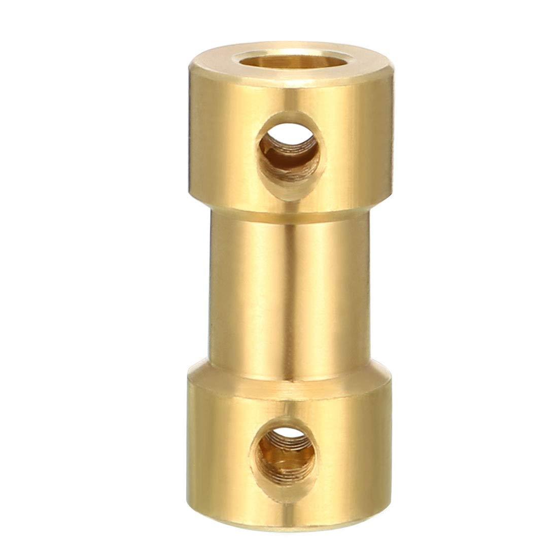 Sourcing Map shaft accoppiatore connettore adattatore per RC barca a motore L20/x D9