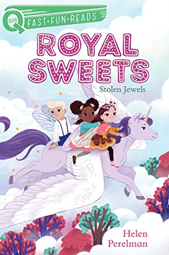 Stolen Jewels: Royal Sweets 3 -