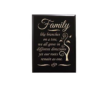Amazon.com: Familia, como ramas en un árbol, WE All crecer ...