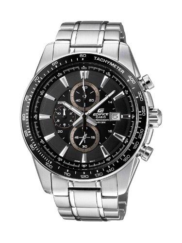 Casio Edifice Herren-Armbanduhr Chronograph Quarz EF-547D-1A1VEF