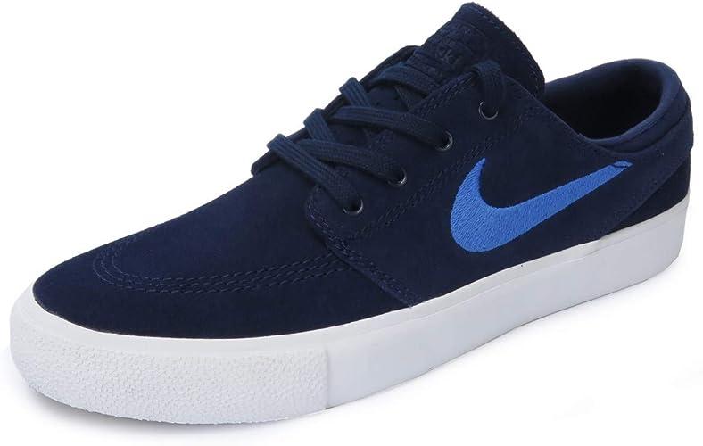 Cava recurso renovable tema  Tênis Nike SB Zoom Stefan Janoski RM Azul: Amazon.com.br: Amazon Moda