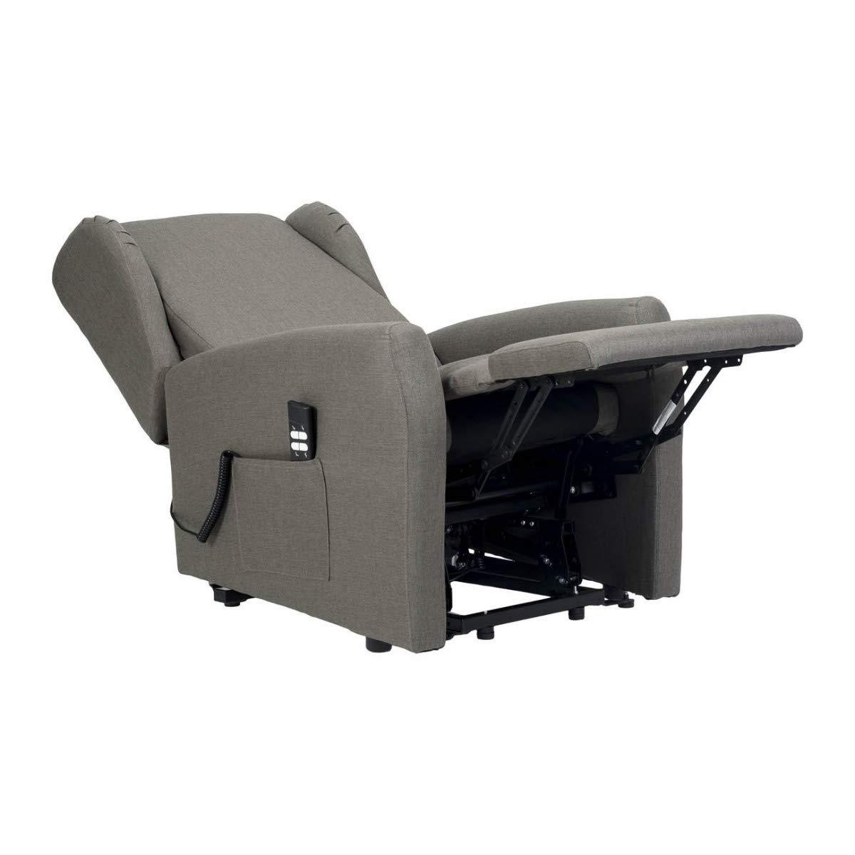 poltrone-italia - sillón reclinable Eléctrico 2 MOT Lift ...