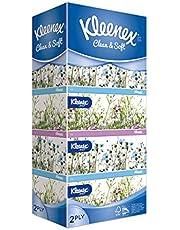 Kleenex Ultra Soft Facial Tissue 2 PLY