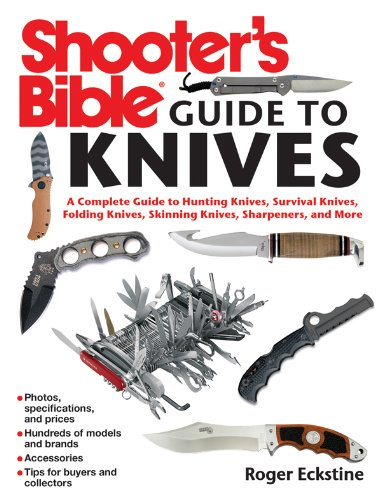 Shooter's Bible Guide to Knives: A Complete Guide - More Sports Equipment