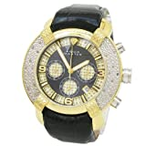 Aqua Master Poker Quartz 0.20ctw Diamond Watch AQMNW06