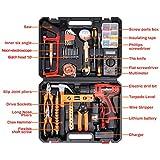 HOH-Tech Cordless Drill Driver Tool Kit, Power