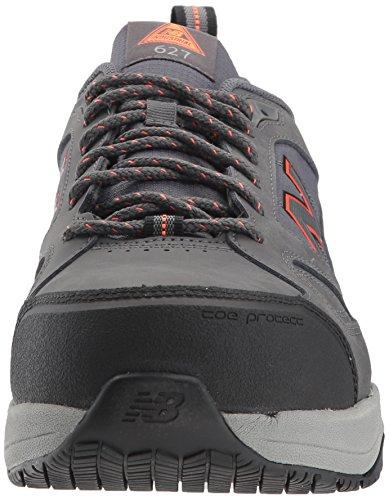 Work Training Shoe Orange 627v2 Men's Grey Balance New CnOqgw