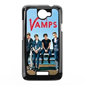The Vamps HTC One X Cell Phone Case Black Exquisite gift (SA_463013)