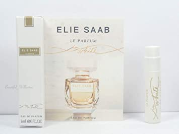 630ac38204 Amazon.com   Elie Saab Le Parfum IN WHITE Spray Sample Travel Vial .03 oz   1 ml Womens NEW   Beauty