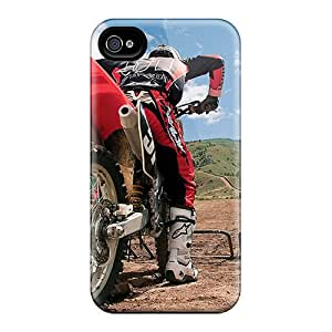 Durable Hard Cell-phone Case For Iphone 6 With Custom HD Motocross Skin TanyaCulver