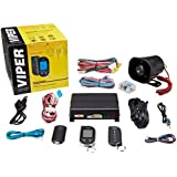 Viper 5706v Remote Start Alarm with 4 Door Actuators Included Free