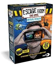 Noris  606101666 Escape Room Virtual Reality Inkl. Brille (eigenständig spielbar)