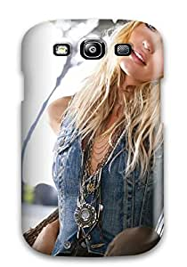 6351071K48383719 High Quality MarvinDGarcia Candice Swanepoel Skin Case Cover Specially Designed For Galaxy - S3