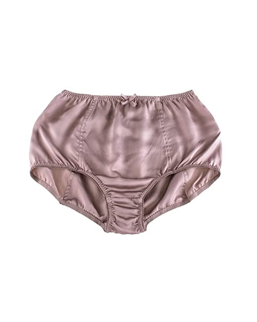 Narasilk para Mujer, 100% Seda, Classic Arco francés kincker, Ropa Interior lencería