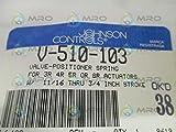 Johnson Controls V-510-103 V-9502 Series