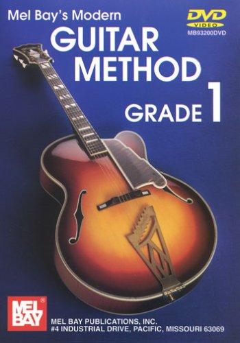 (Mel Bay Modern Guitar Method Grade 1)