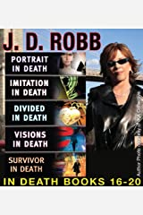 J.D. Robb The IN DEATH COLLECTION Books 16-20 Kindle Edition