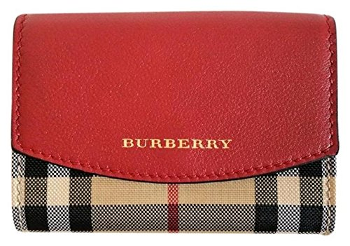 Burberry Horseferry Check Chesham Card Case by BURBERRY