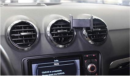 8J Audi TT MK2 2007-2014 Clearmounts Swivel Magnetic /& Cradle Phone Holder