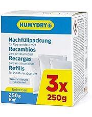 HuMYDRY navulverpakkingen tegen vocht 3 x 250 g