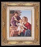 Holy Family Framed Art