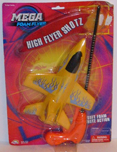 High Flyer Shotz Foam Jet w/ Gun