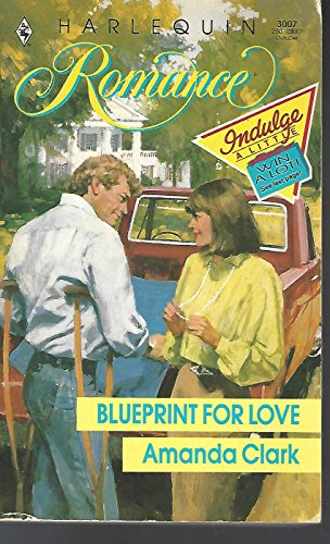 book cover of Blueprint For Love
