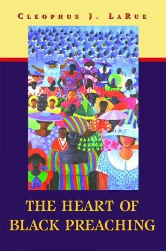 The Heart of Black Preaching - Center Black Heart