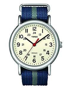 Timex Men's T2N654 Year-Round Analog Quartz Blue Watch