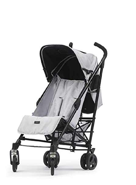 Mutsy - Easyrider Easywhite plegable carrito: Amazon.es: Bebé