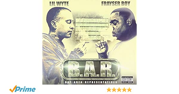 lil wyte frayser boy bar album