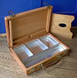 Mabef Beechwood Sketch Box #100- 8 x 12 Inches